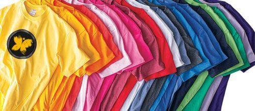 Odzież reklamowa i tekstylia